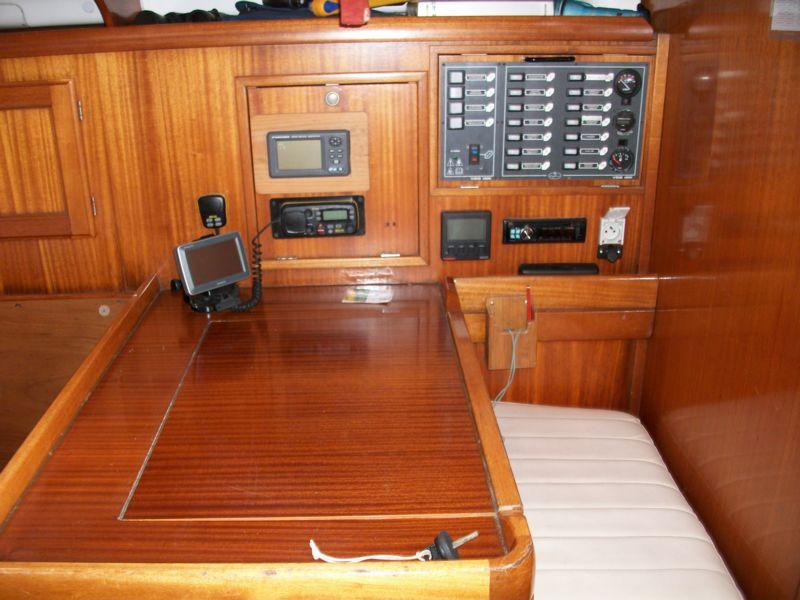 bateau voiliers occasion dufour dufour 43 classic en vente