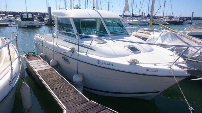 bateau inboard occasion jeanneau merry fisher 695 en vente