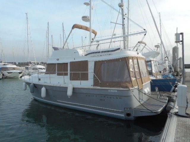 BENETEAU SWIFT TRAWLER 34 inboard
