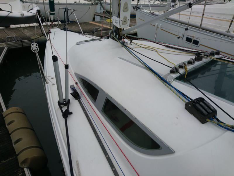 bateau voiliers occasion archambault surprise biquille en