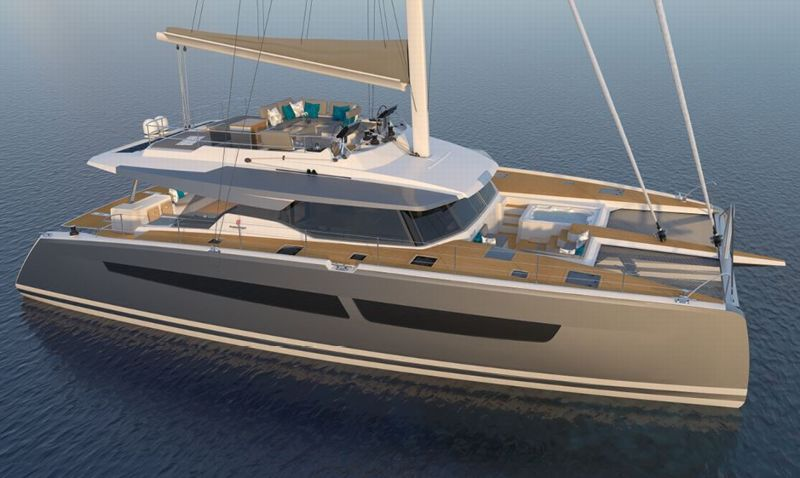 FOUNTAINE PAJOT NEW 67
