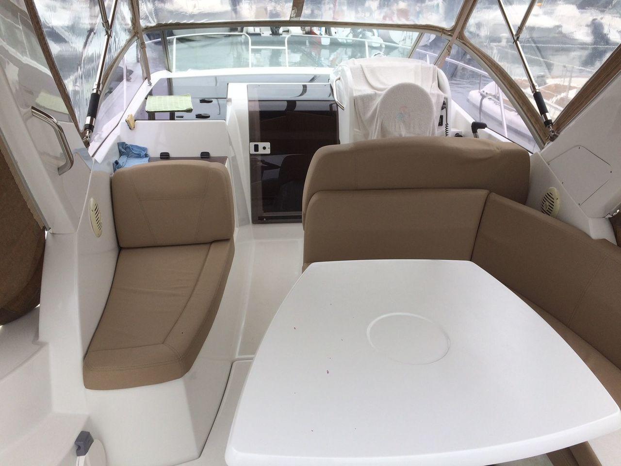 bateau inboard occasion jeanneau leader 8 en vente  u00e0