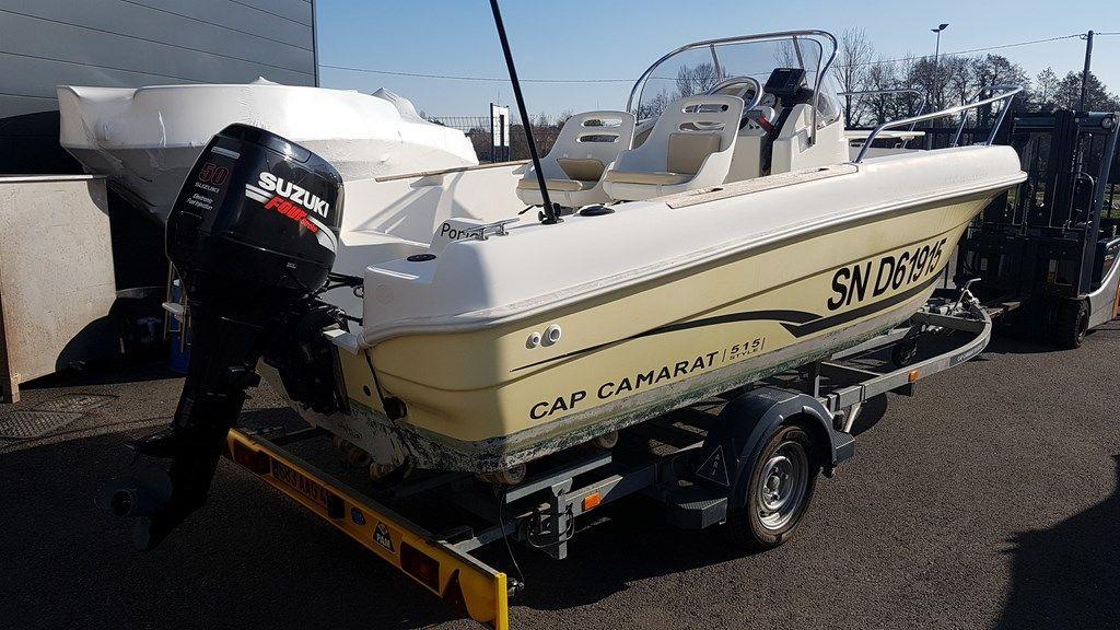 photo - CAP CAMARAT 515
