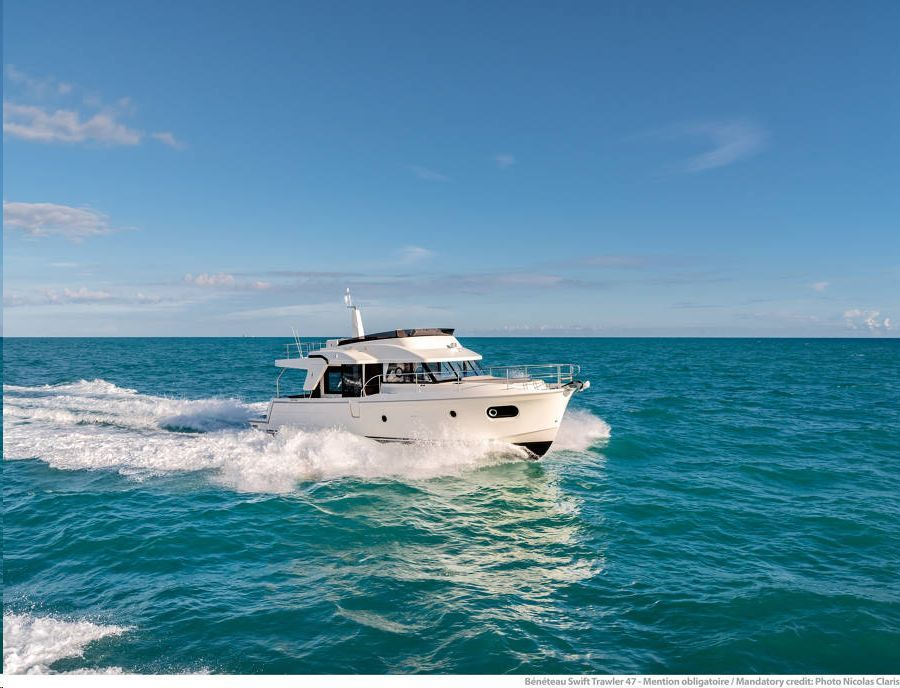 photo - SWIFT TRAWLER 47