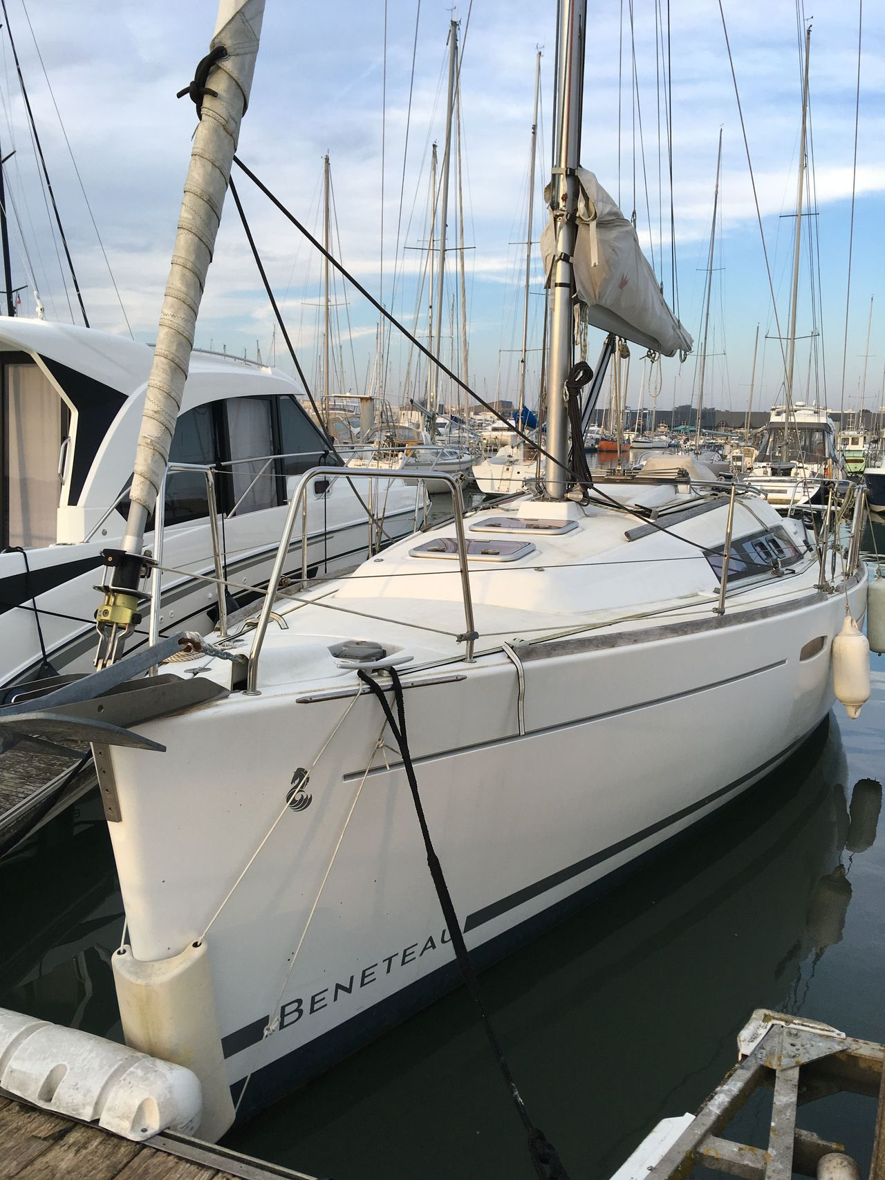 photo - OCEANIS 31 DL