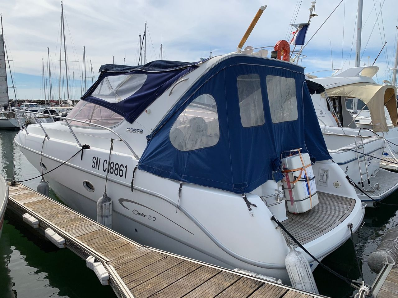 photo - SESSA OYSTER 30