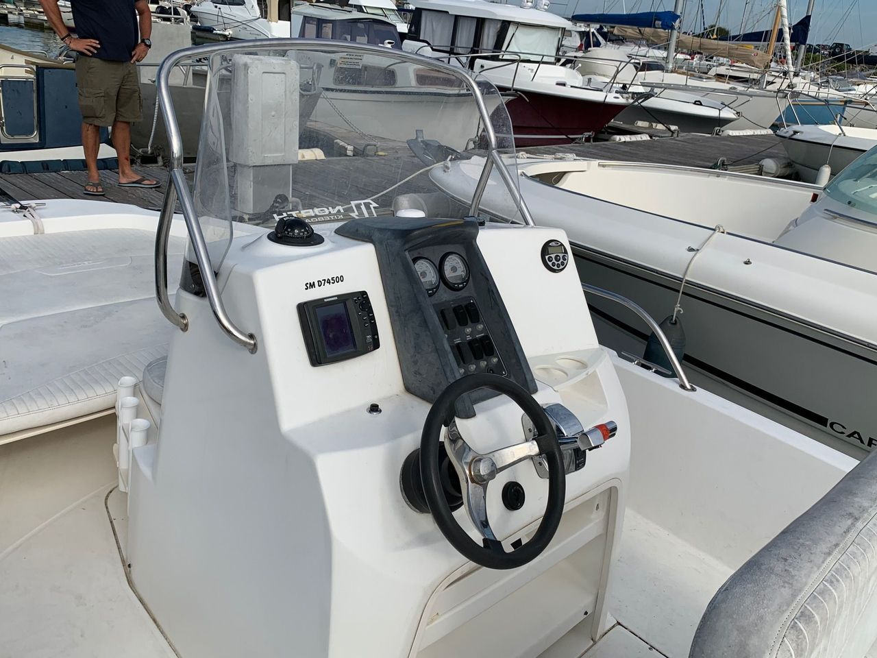 photo - BOSTON WHALER 200 DAUNTLESS