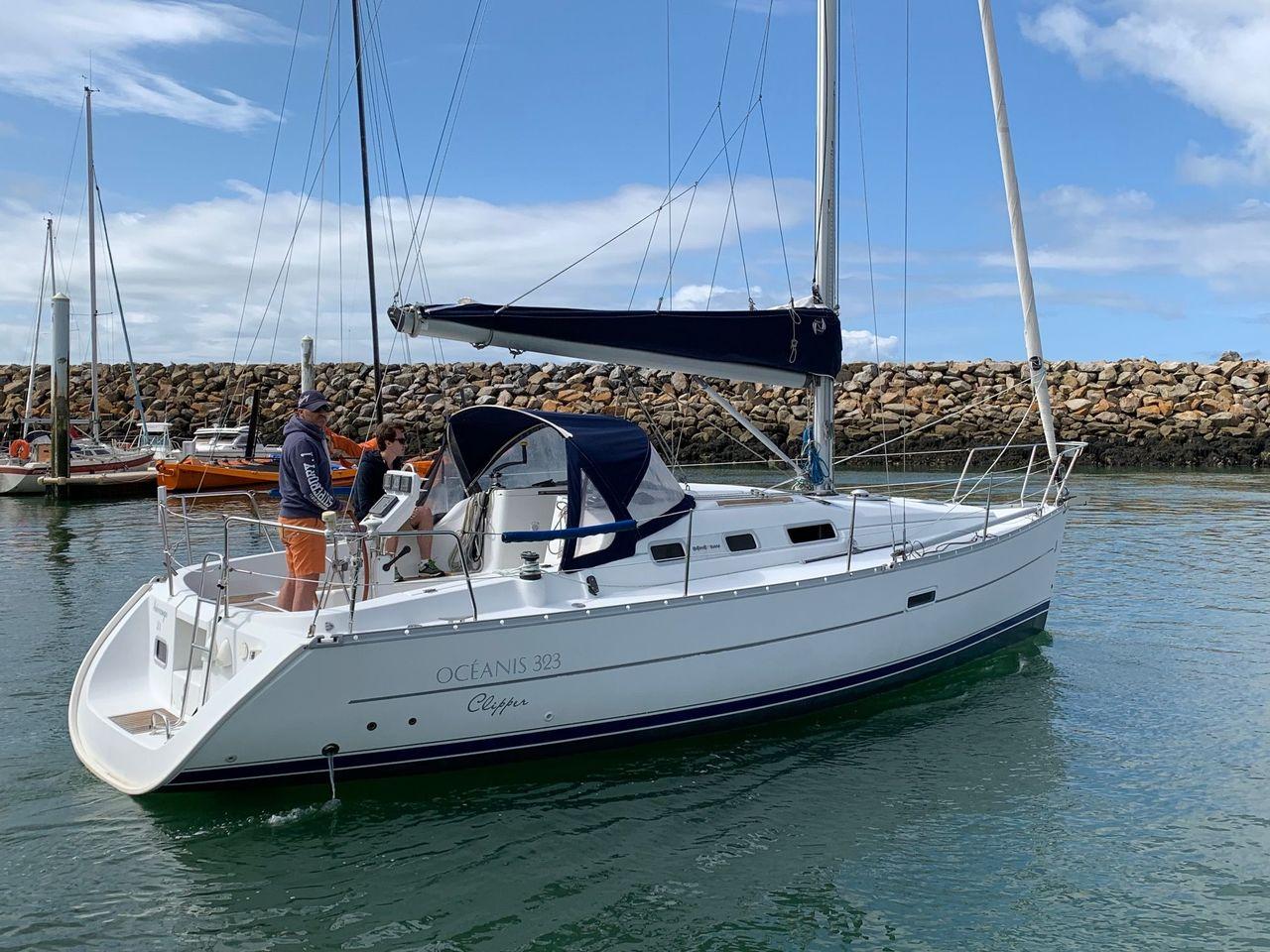 BENETEAU OCEANIS CLIPPER 323 Voilier