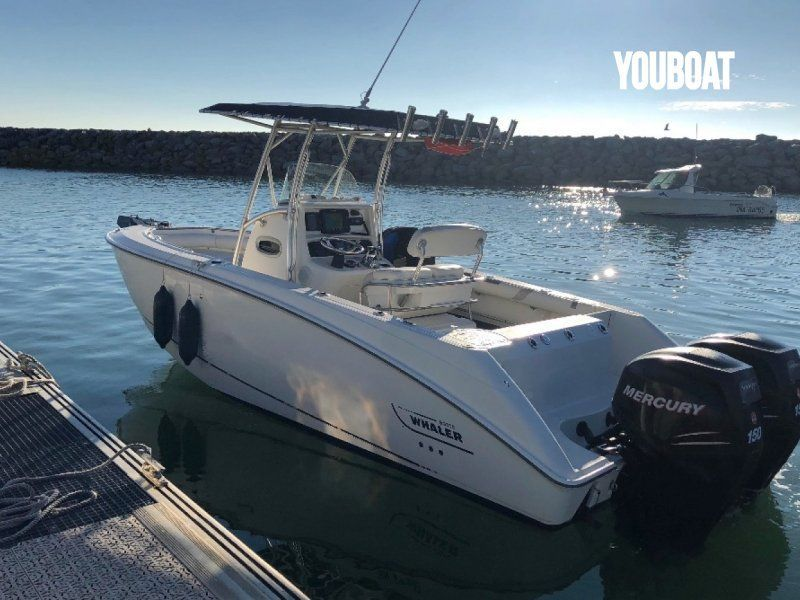 photo - BOSTON WHALER 240 OUTRAGE