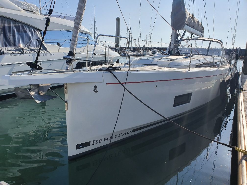 photo - OCEANIS 46.1 FIRST LINE