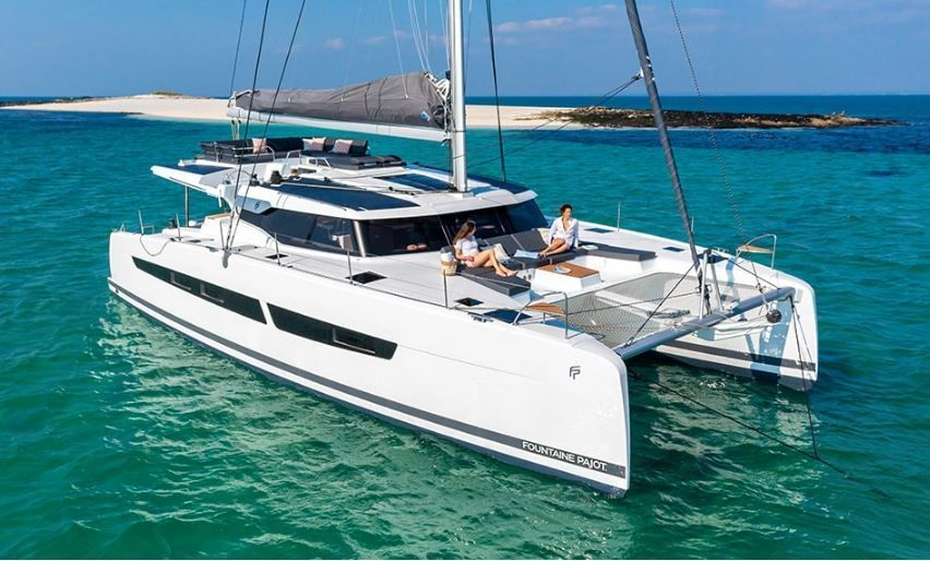 FOUNTAINE PAJOT NEW 51 Catamaran