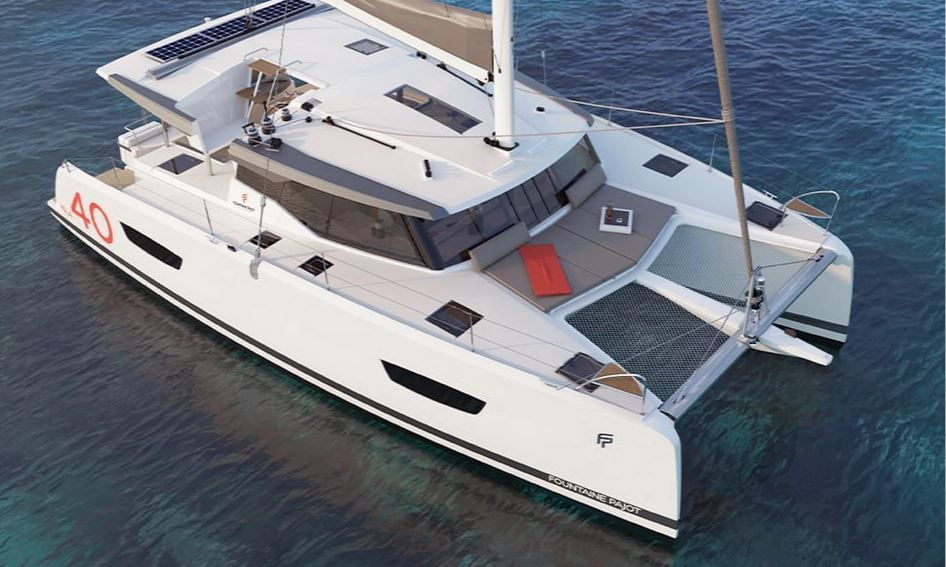 FOUNTAINE PAJOT ISLA 40 MAESTRO Catamaran
