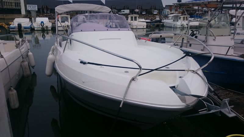 photo du FLYER 750 SUN DECK de BENETEAU