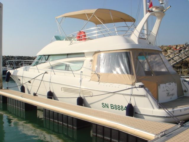 bateau inboard occasion jeanneau prestige 46 en vente  u00e0