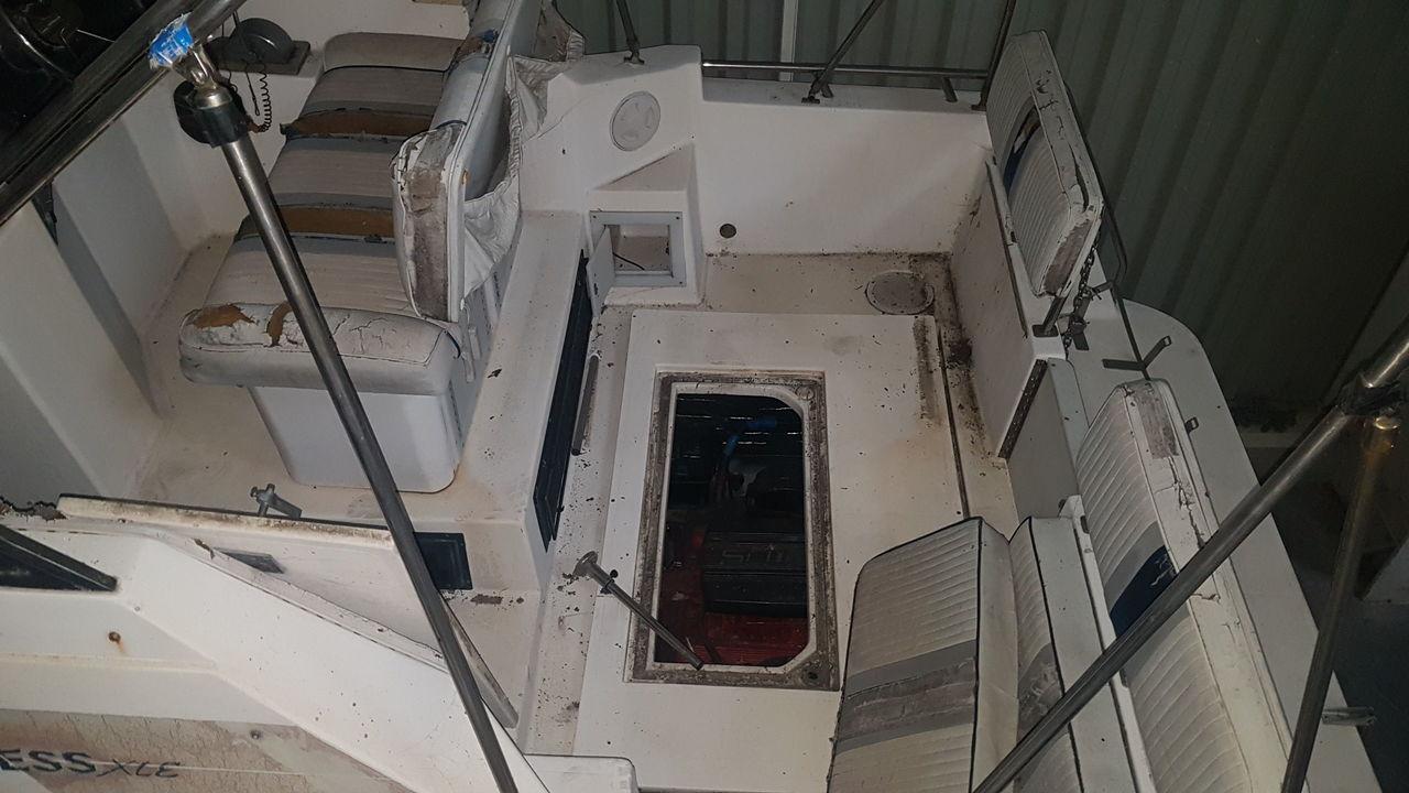 bateau inboard occasion baha cruiser baha 250 express xle