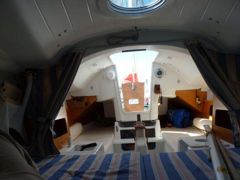 bateau voiliers occasion beneteau first 21 7 en vente  u00e0