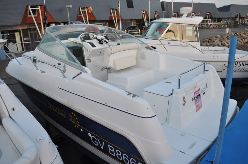 bateau inboard occasion beneteau flyer 701 en vente  u00e0