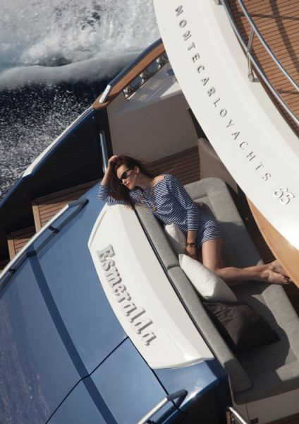 photo - MONTE CARLO YACHTS 65