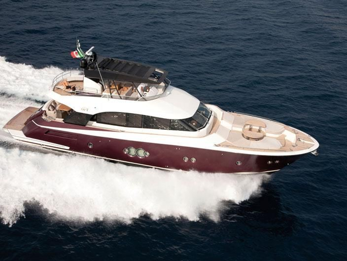 photo - MONTE CARLO YACHTS 76