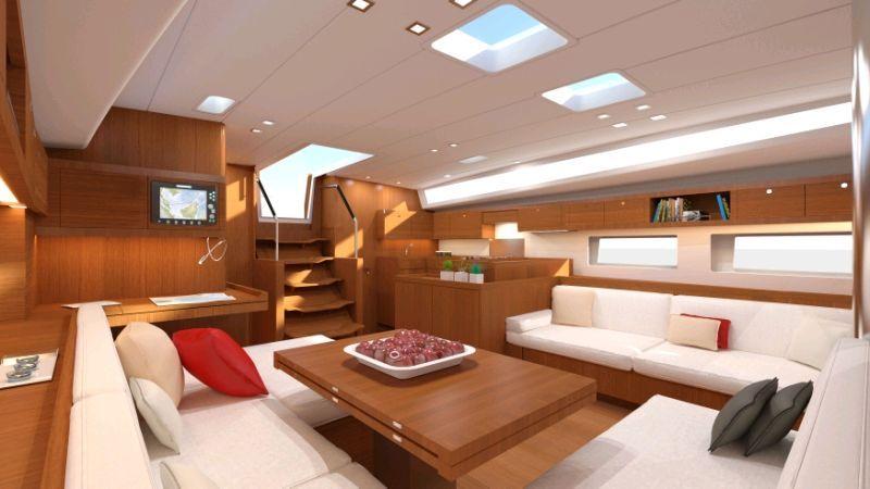 bateau voiliers neuf beneteau oceanis 55 en vente  u00e0 partir