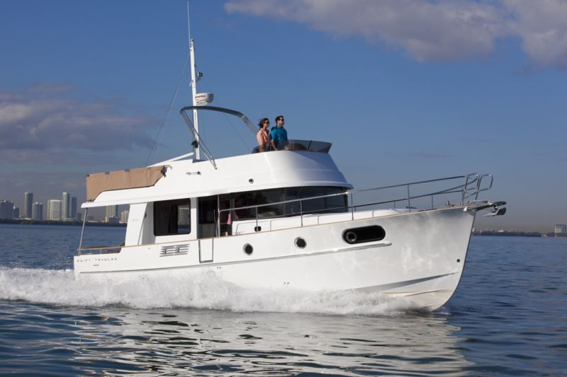 photo - SWIFT TRAWLER 44